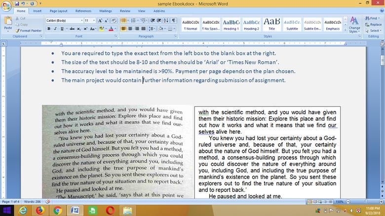 pdf to ms-word-typing