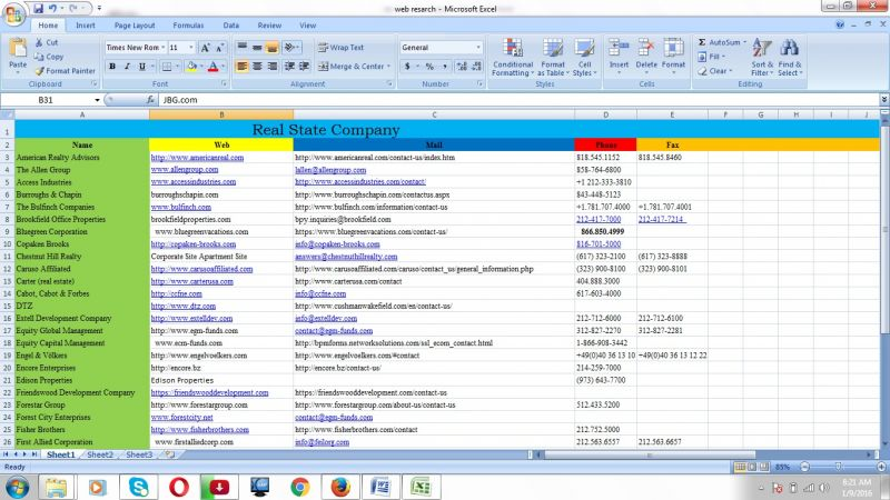 real-estate-data-collection