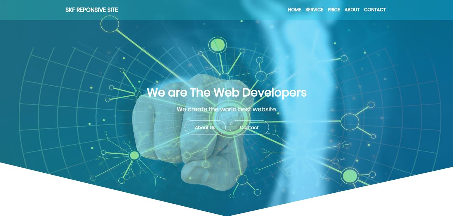html responsive design