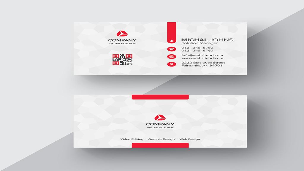 Crystal color card design