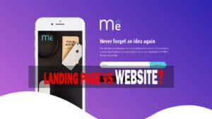 5 Key Differences Between Landing Pages Vs Websites