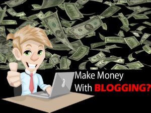 Read more about the article 5 WAYS TO MAKE MONEY BLOGGING