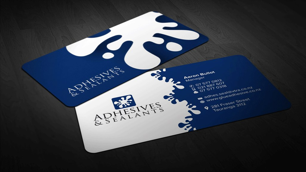 Double side business card design 5