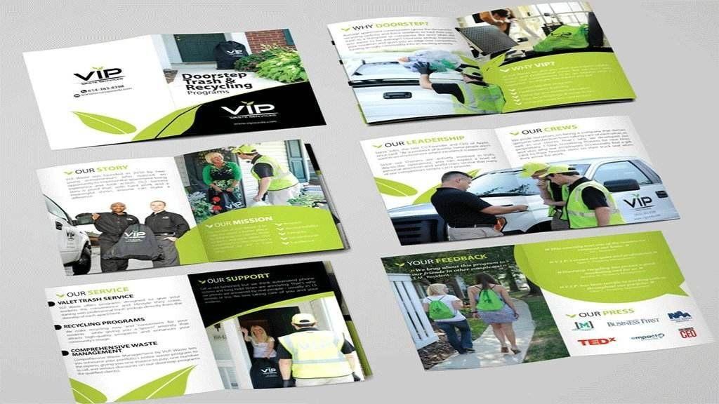 double-fold brochure sample1