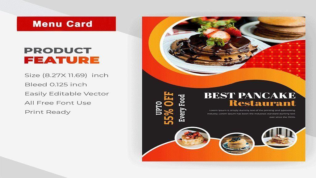best pancake restaurant menu