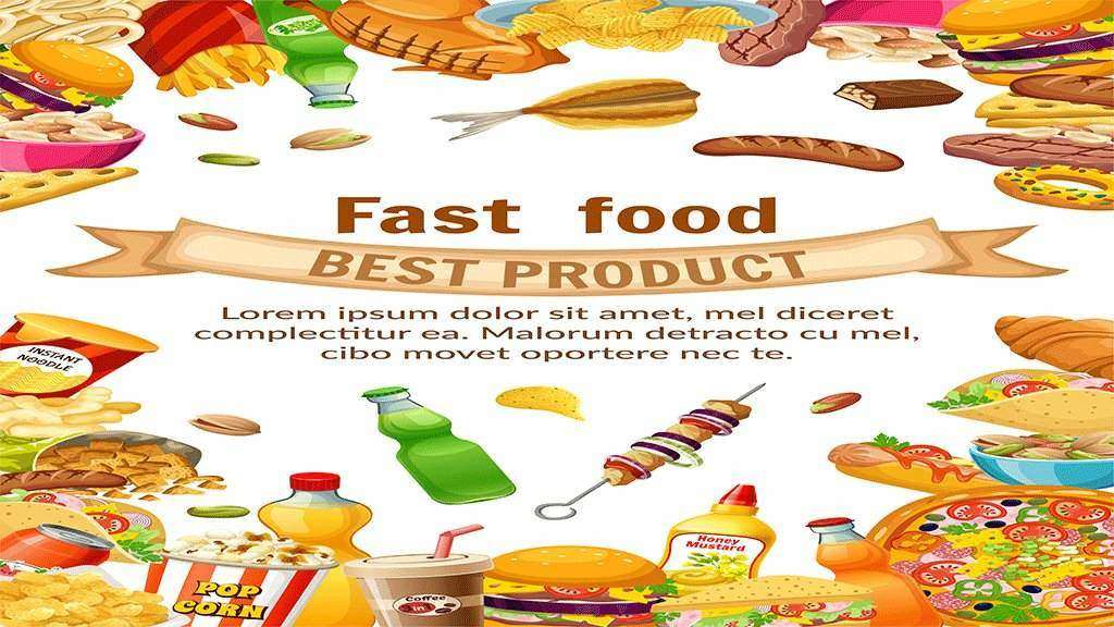 Fast Food Best Product