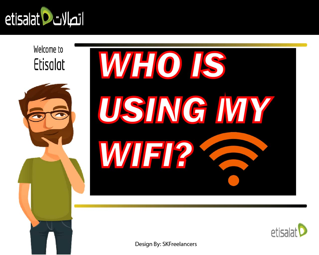 How to check who is using your wifi and block the users access
