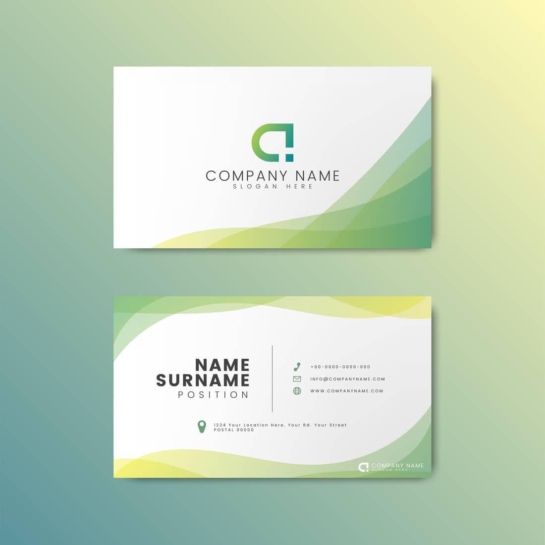 D company Card