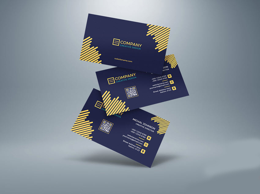 Double-side-business-card