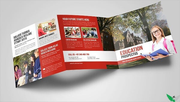 Education-Tri-fold-Brochure