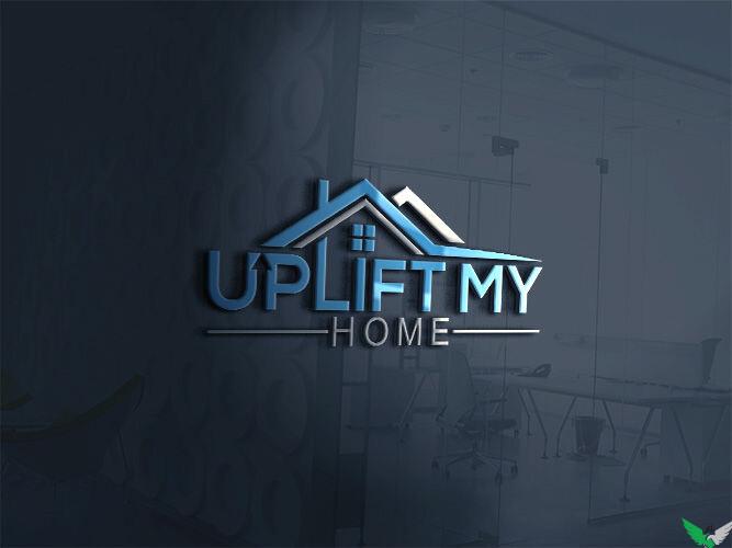 My home logo design