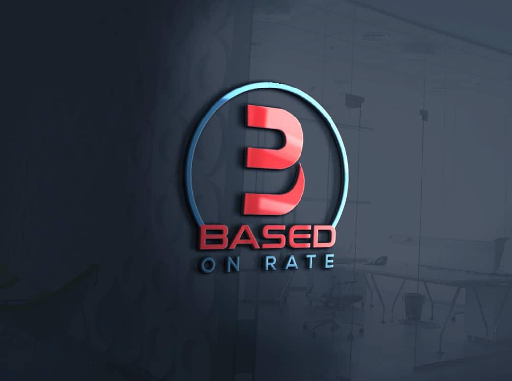 based-on-rate-logo-design