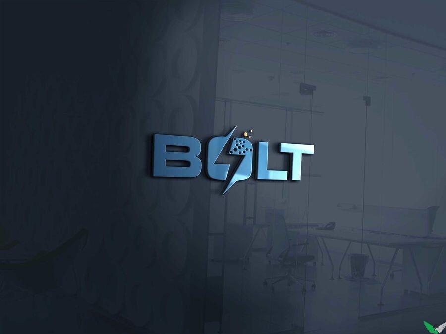 bolt logo design