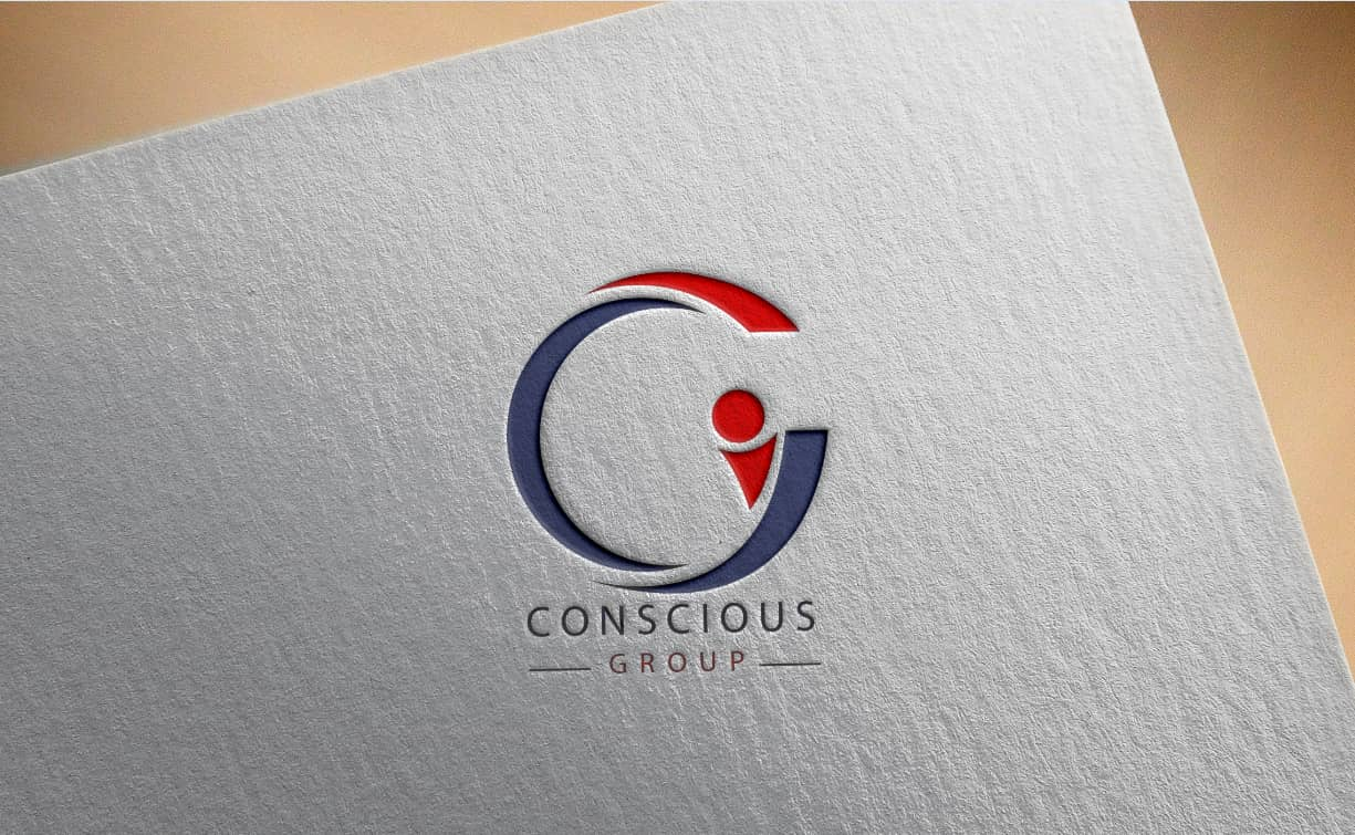 cg-alphabatic-logo-design