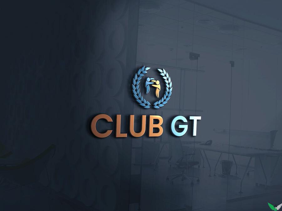 club gt logo design