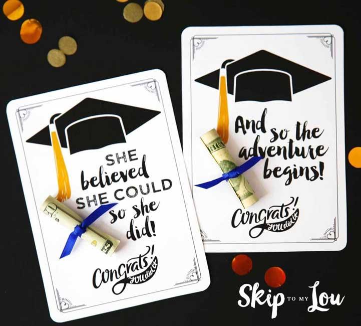congratulates card design