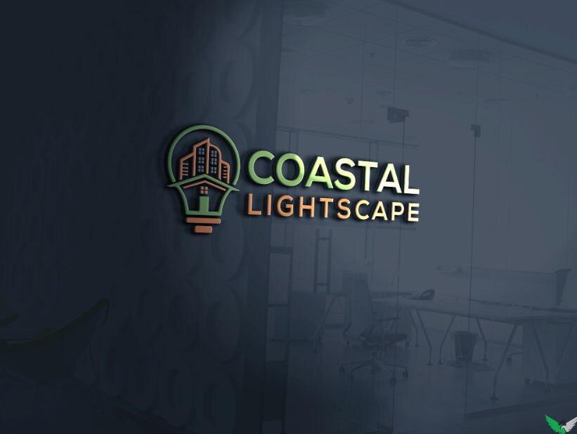 costal building logo