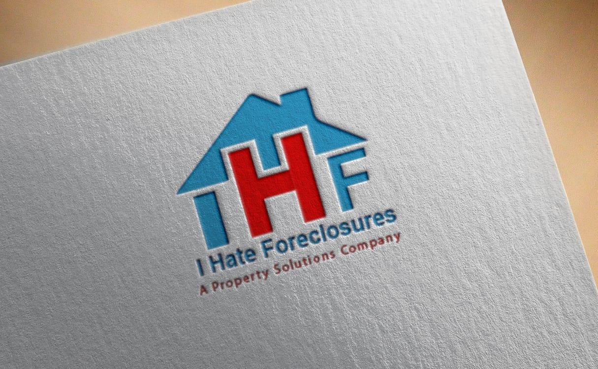 foreclosures-logo-design