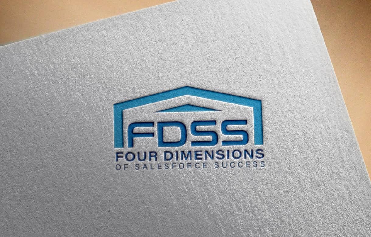 four-dimensions-logo-design