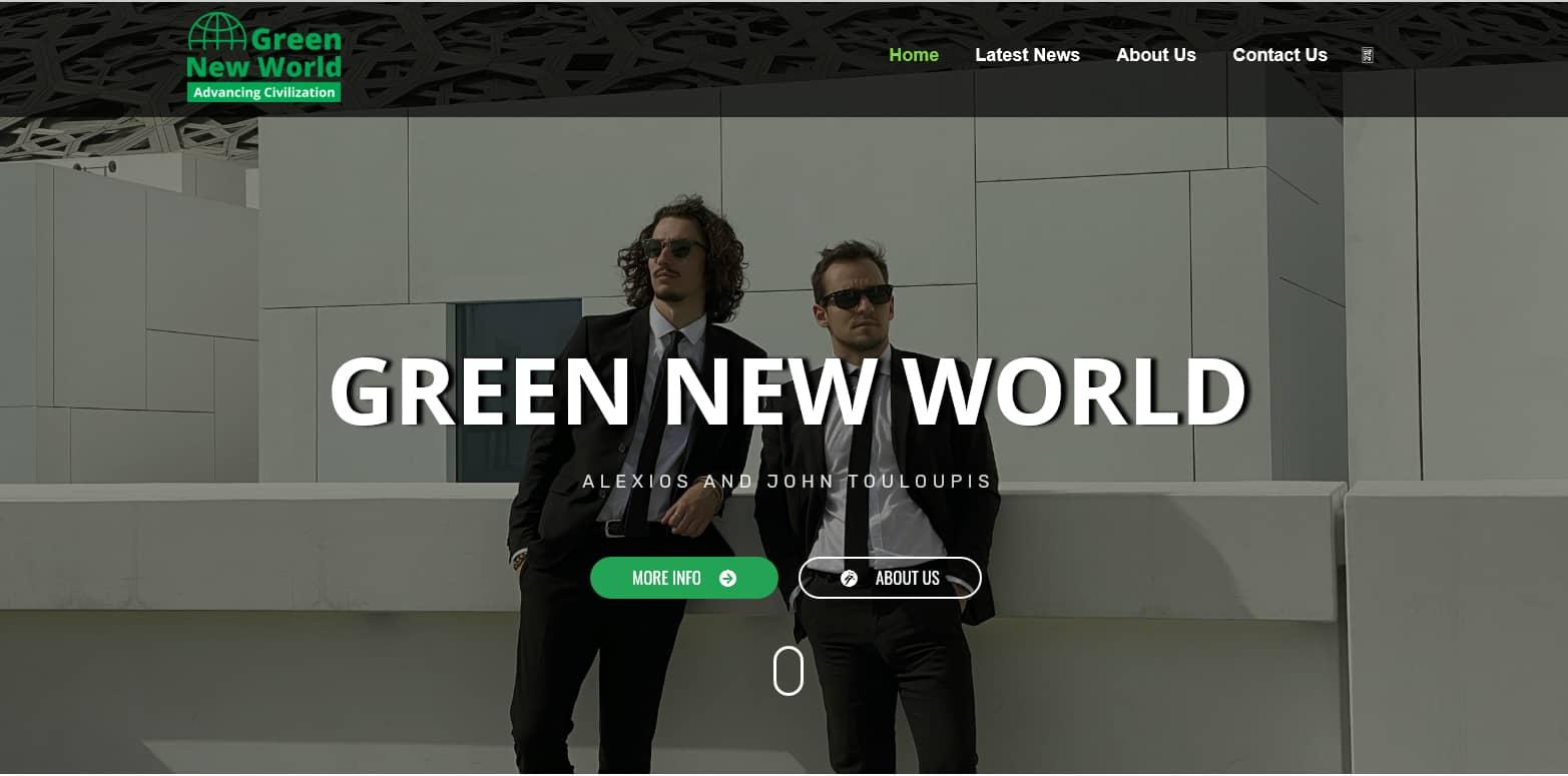 green new world