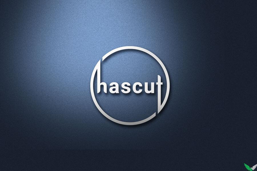 hascut logo design