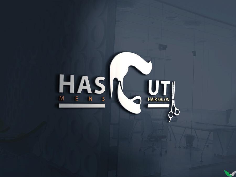 hascut salon logo