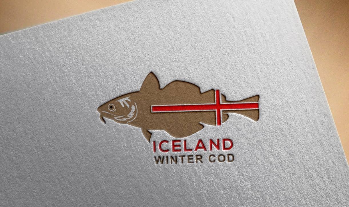 iceland-winter-code-logo-design