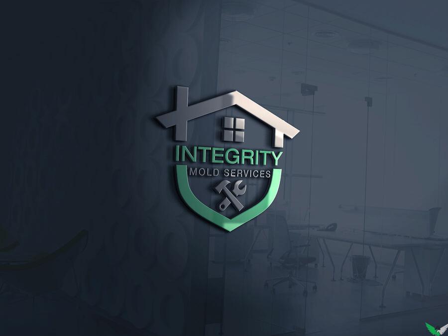 integrity logo design