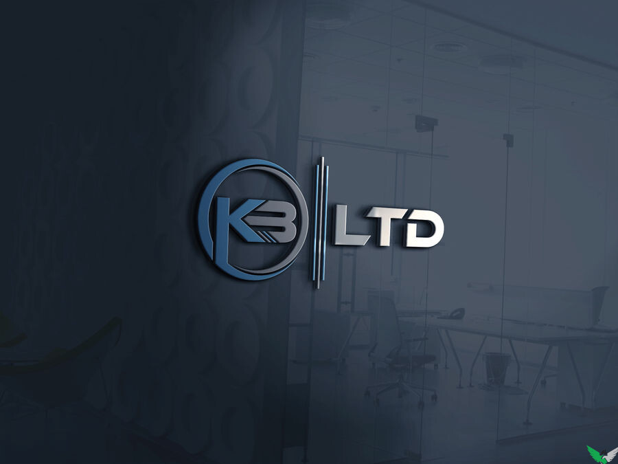 kb ltd logo design