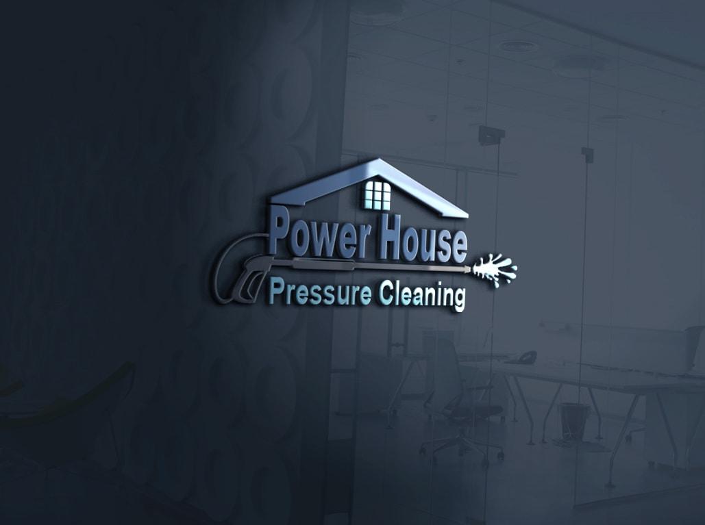 power-house-logo-design