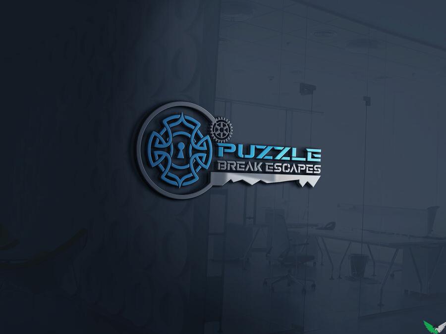 puzzel key logo
