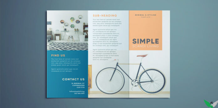 simple-trifold brochure