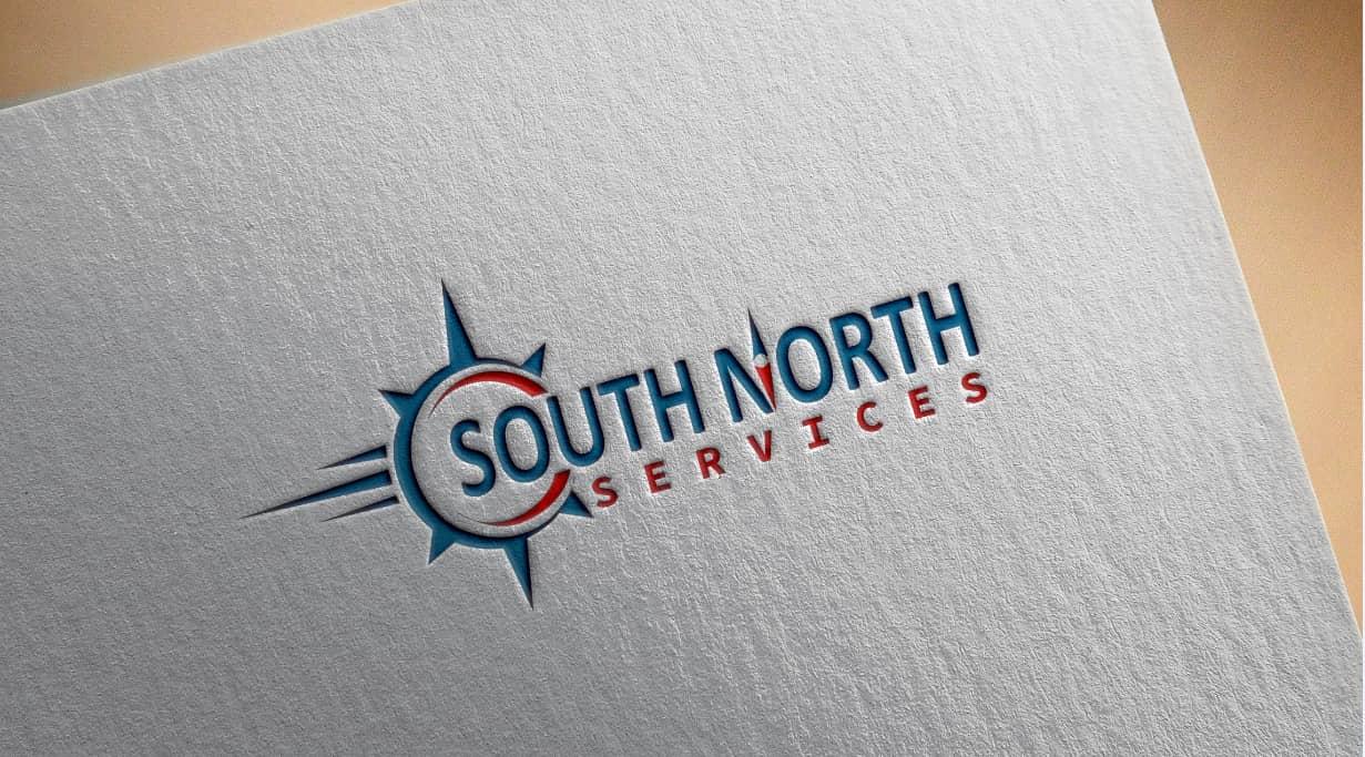 south-north-logo-design-mockup