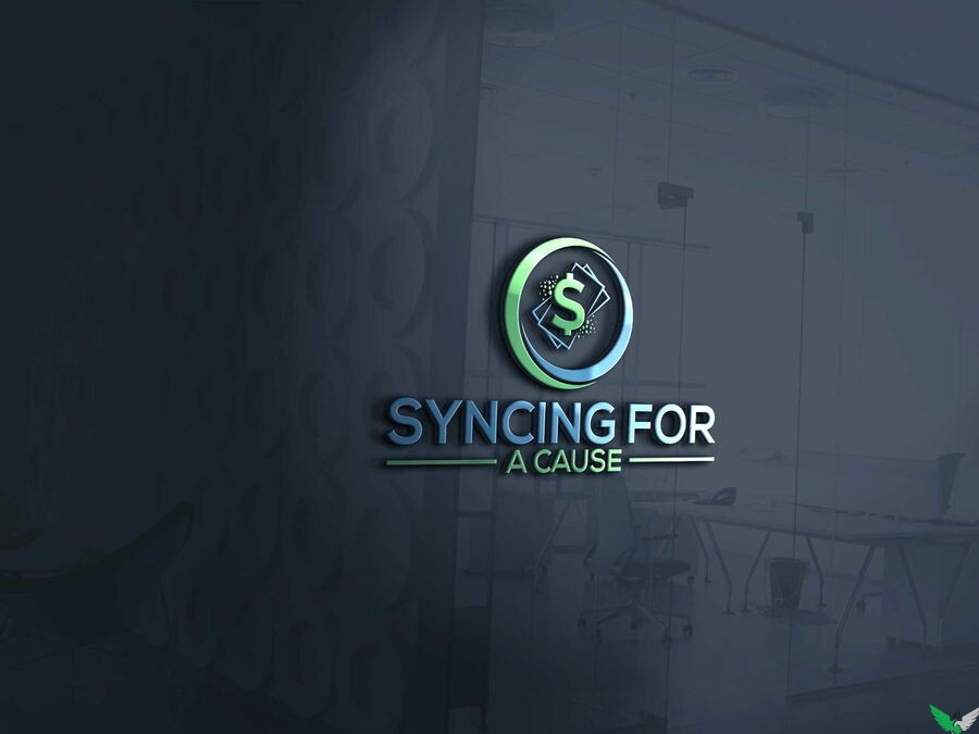 syncing for logo design