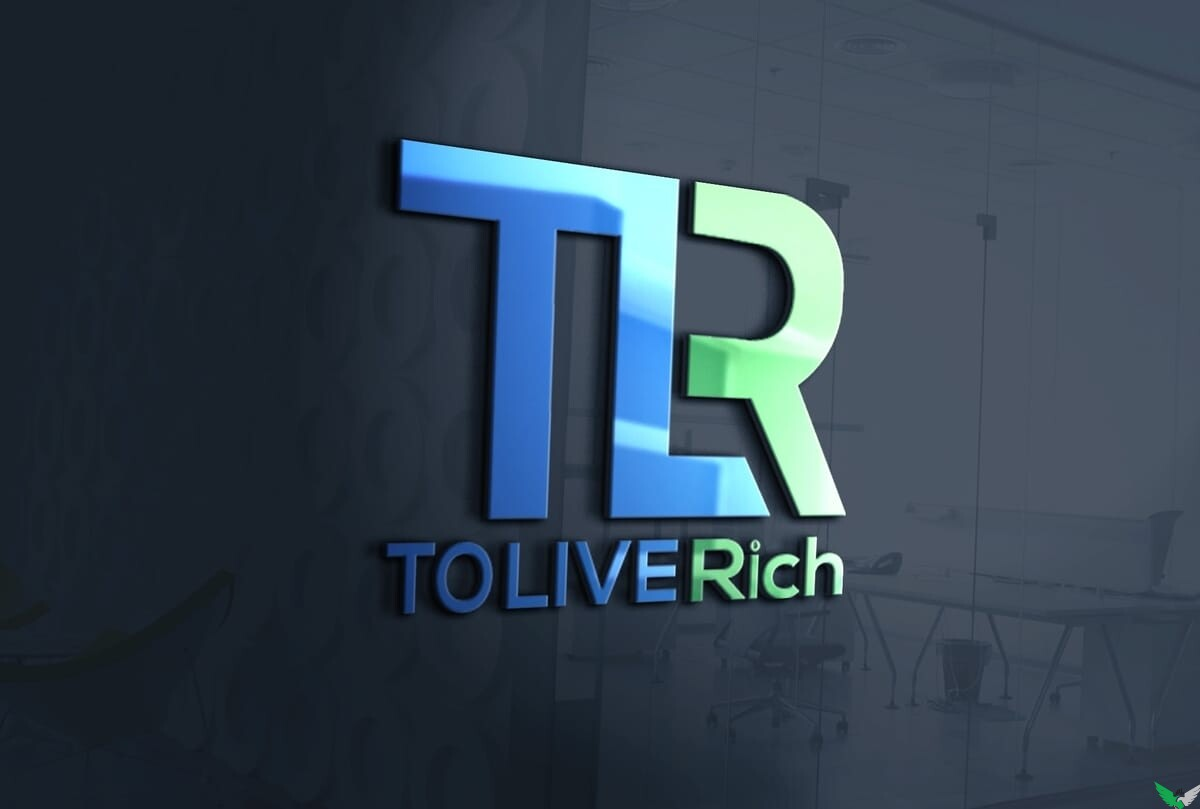 tlr logo design