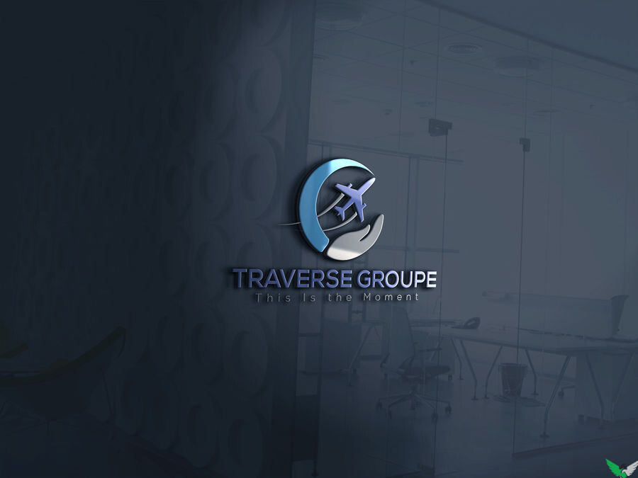 traverse logo design