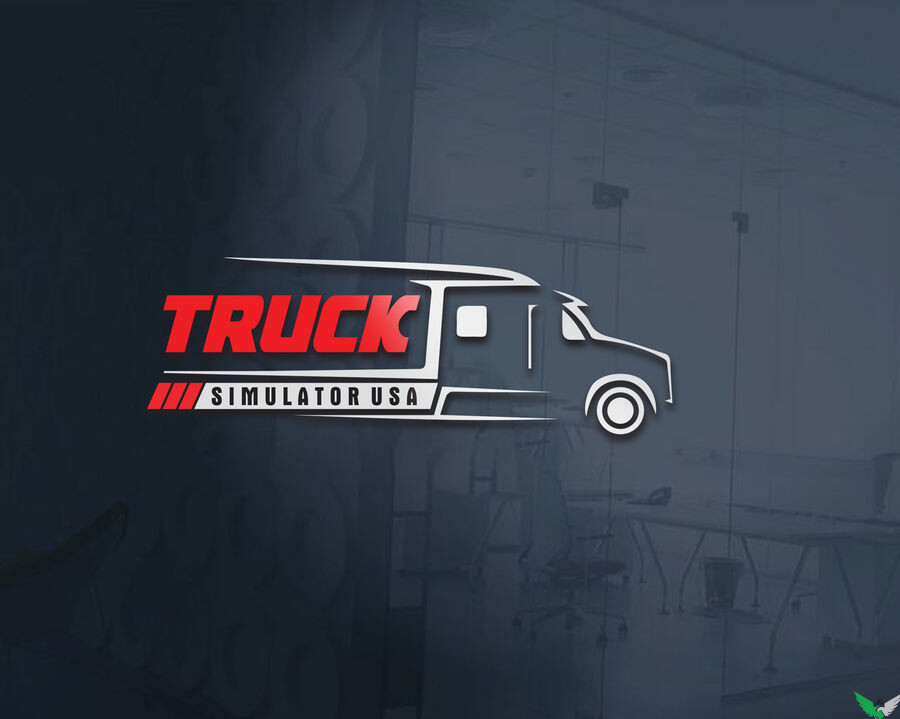 truck sim logo