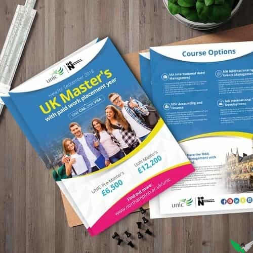 ukmaster-flyer-design