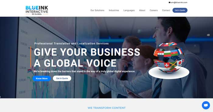 Blueink-Interactive-Solutions-–-Professional-Translation-and-Localization-Services-Template