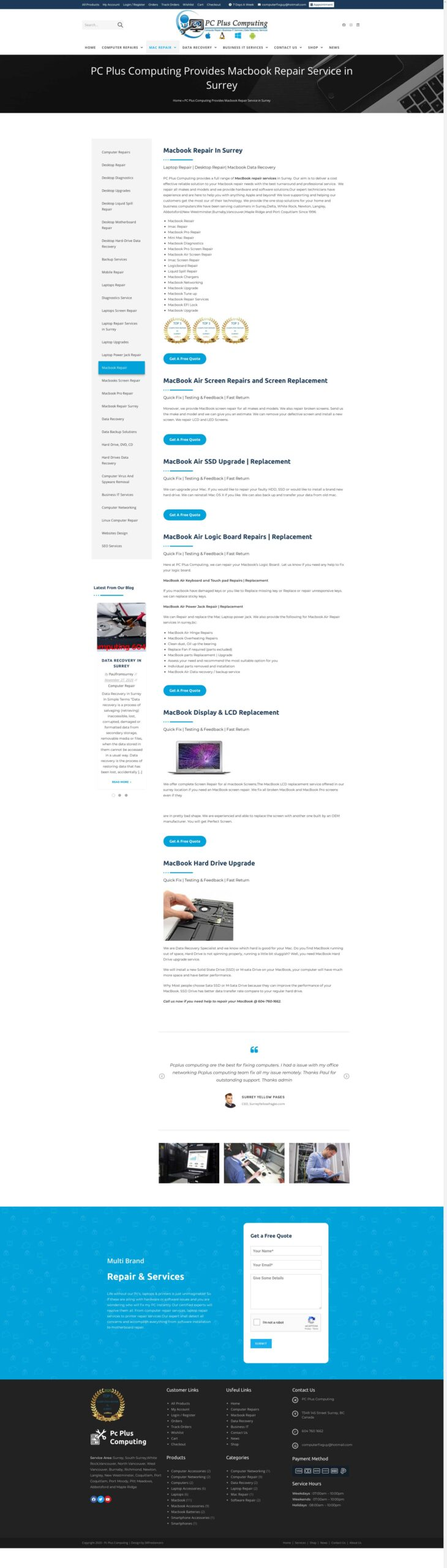 PC-Plus-Computing-Provides-Macbook-Repair-Service-in-Surrey