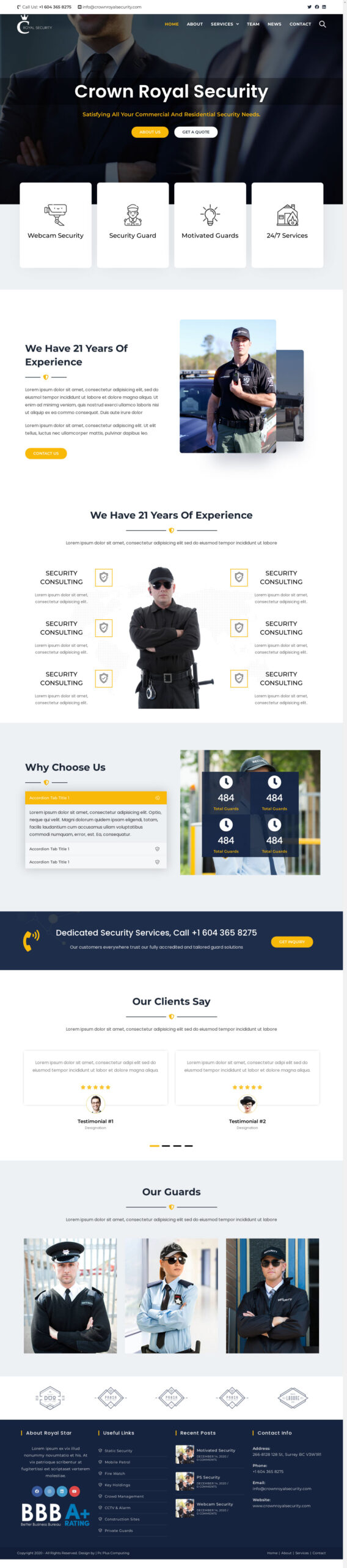crown-security-website-design