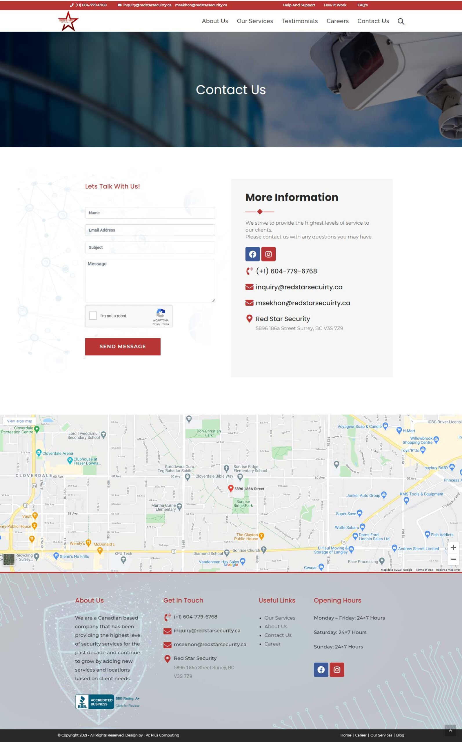 red-star-security-contact