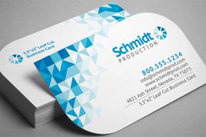 Business card schmit