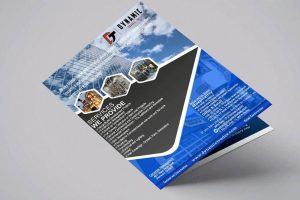 dynamic brochure design