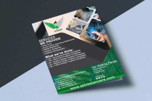 SKFreelancers Brochure Design1